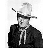 #8: The Duke John Wayne Close Up Wearing a Cowboy Hat Black and White 8 x 10 Photo http://ift.tt/2cmJ2tB https://youtu.be/3A2NV6jAuzc
