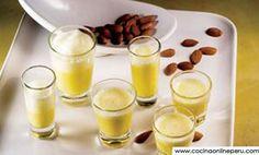 Receta y Preparación de Licor de Huevos
