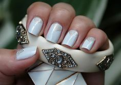 Same old, same old and Gold   ChitChat Nails