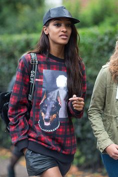 Snag inspiration from these street style stars in London. Check it out here!