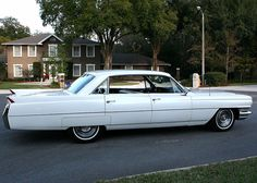 1964 Cadillac Series 62 Six Window Sedan Cadillac Series 62, Counting Cars, Us Cars, Classic Cars, Classic Style, Sexy Cars, Car Photos, Classic Beauty, Vintage Cars