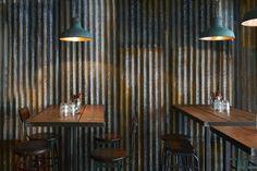 Barnyard Restaurant — London  http://www.weheart.co.uk/2014/04/10/barnyard-restaurant-london/