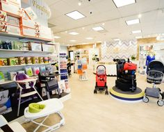 From hipster Wynwood to posh Miracle Mile, the Best Baby Boutiques in Miami are shopping gems all their own. From Bugaboos to binkies- Miami moms know where to shop. Kids Store, Baby Store, Baby Boutique, Boutiques, Mafia, Showroom, Decor, Shop Interiors, Bebe