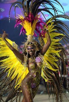 Carnival Brazil 2014