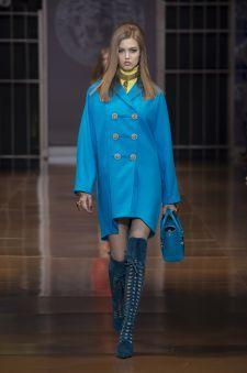 Moda y complementos de la Mujer - AVANCE FW 2014-15 - Desfile Colección - Versace 2014
