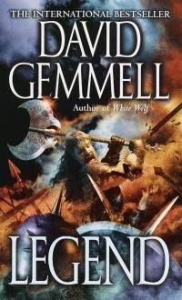 "Legend by David Gemmell - One of my favorite fantasy novels. I think of Legend as ""Conan for a smart, modern audience. Best Fantasy Book Series, Fantasy Books, Fantasy Art, Fantasy Life, Good Books, Books To Read, My Books, Reading Books, Romance"