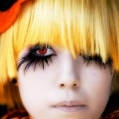 Konichiwa , Welcome to the colourful and eclectic world of the Harajuku Kid ! Harajuku is the nam. Harajuku Makeup, Crazy Eye Makeup, Feather Eyelashes, Make Up Designs, Japanese Harajuku, Harajuku Girls, Harajuku Style, Harajuku Fashion, Kawaii Fashion