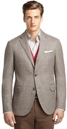 Donegal Tweed Jacket