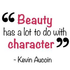 A quote from Kevyn Aucoin