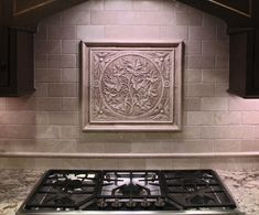 View a gallery of high relief tiles for kitchen, bath, backsplash from Andersen Ceramics, Austin TX, ceramic tile patterns, relief pattern tile,