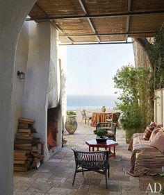 Mix and Chic: Home tour- A Malibu beachfront retreat!