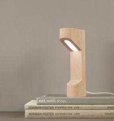 Alfredo Lamp by Saif Faisal