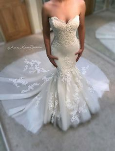 Wonderful Perfect Wedding Dress For The Bride Ideas. Ineffable Perfect Wedding Dress For The Bride Ideas. Sweetheart Wedding Dress, Sexy Wedding Dresses, Princess Wedding Dresses, Cheap Wedding Dress, Designer Wedding Dresses, Bridal Dresses, Mermaid Wedding, Wedding Gowns, Backless Wedding