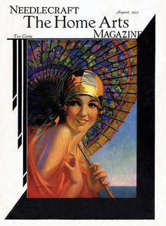 1933 - Needlecraft The Home Arts Magazine   Flickr - Photo Sharing!