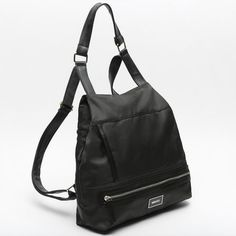 Tili backpack by Misako is a sports rucksack with a functional design made of nylon. Ethnic Patterns, Drawstring Backpack, Gym Bag, Backpacks, Zipper, Pocket, Bags, Accessories, Models