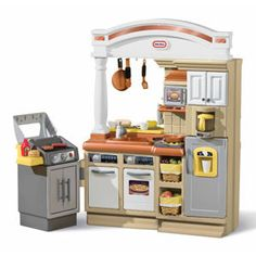 Sizzle Amp Serve Kitchen From Littletikes