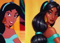 Les Princesses Disney new style d'Isabelle Staub