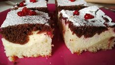 Cheesecake z vaječného likéru Czech Recipes, Ethnic Recipes, Oreo Cupcakes, Desert Recipes, Food Inspiration, Keto Recipes, Sweet Tooth, Cheesecake, Good Food