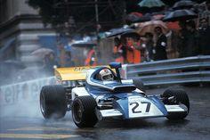 1972 GP Monaco (Rolf Stommelen) Eifelland March E21 - Ford