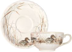 Sologne Breakfast Cup, 13 oz | Gracious Style
