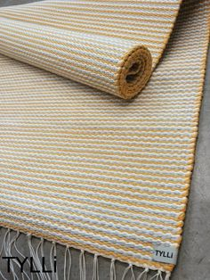 Textiles, Woven Rug, Weaving, Rug Ideas, Interior Design, Rugs, Knitting, Finland, How To Make