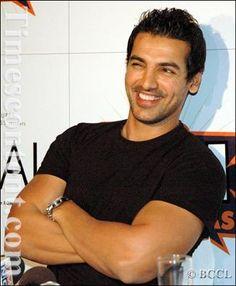 John Abraham, Bollywood Photo, Bollywood actor John Abraham d...