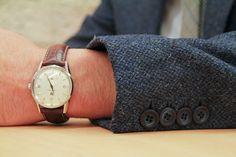"""Extrait du look """"Pause café"""" ©Comme un camion #look #mode #montre #lip #watch #fashion #blog"""