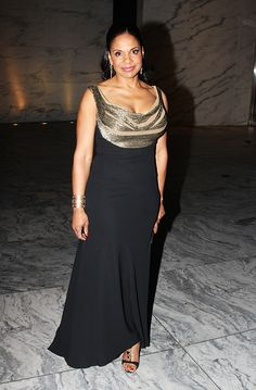 Audra McDonald on opening night of LADY DAY AT EMERSON'S BAR & GRILL