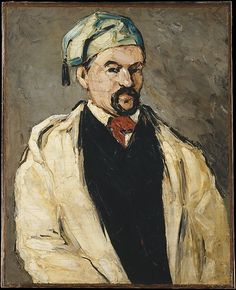 Paul Cézanne (French, Aix-en-Provence 1839–1906 Aix-en-Provence). Antoine Dominique Sauveur Aubert (born 1817), the Artist's Uncle, 1866. The Metropolitan Museum of Art, New York. Wolfe Fund, 1951; acquired from The Museum of Modern Art, Lillie P. Bliss Collection (53.140.1)