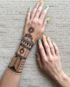 Mehndi design for arm by @rabbyy_mehndi #mehndi #mehndidesign #henna #hennadesign #hennatattoo #hennaart #mehndiart