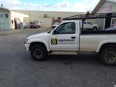 Sigmacor Van, Signs, Vehicles, Shop Signs, Car, Vans, Sign, Vehicle, Vans Outfit