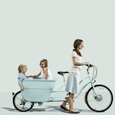 What a great bike to haul around little ones! Only 1,750.00! Maybe for my 31st Birthday.