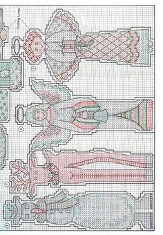 CHRISTMAS PENCIL ORNAMENTS 04