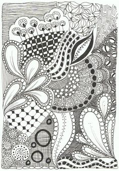 Image detail for -Tracey Hewitt Designs: Zentangle Inspired Cards