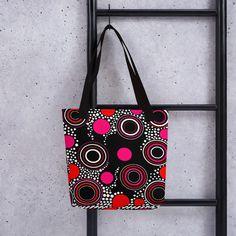 Laukku Väripilkku – JohannaDesign Tote Bag, Bags, Handbags, Totes, Bag, Tote Bags, Hand Bags