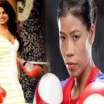 Mary Kom happy with Priyanka chopras look in her biopic 1 150x150 Mary Kom happy with Priyanka chopras look in her biopic