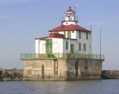Discover Ohio's Lake Erie Lighthouses: Ashtabula Lighthouse
