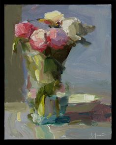 Peonies and Bowls
