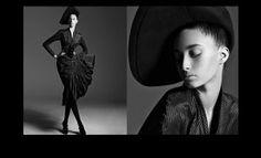 Fashion Photographer New York Joseph Paradiso and Yuki
