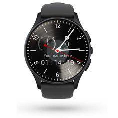Your Name Here Watch Face Samsung Gear | Watch Faces met Uw naam - bedrijfsnaam