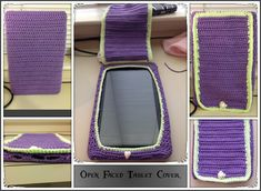 Open Faced tablet cover by Blissful-Creations.deviantart.com on @DeviantArt