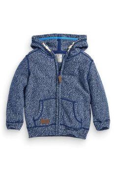 Buy Indigo Zip Through Hoody (3mths-6yrs) online today at Next: Rep. of Ireland