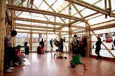 Casa de la Lluvia [de ideas] en Bogotá: un espacio para la cultura y el encuentro