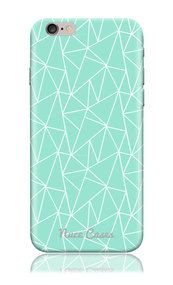iPhone 6 iPhone 6s Case SS Floaty Sides Cool Design Hard Phone Case | www.nucecases.com | #apple #iphone #nucecases