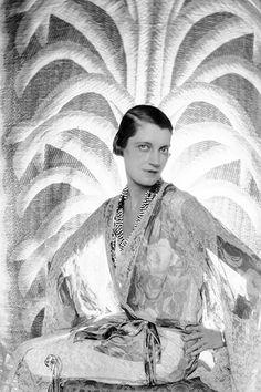 Daisy Fellowes. Photo by Cecil Beaton.