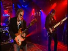 """▶ Joe Bonamassa - """"Blues Deluxe"""" Live At The Rockpalast. This was Joe in his early days and IMO his Best. His band at the time was the best. He had  Eric Czar on Bass, Kenny Kramme on Drums and Matt Wilcox on Keys. Eric Czar is Unbelieveable!"""