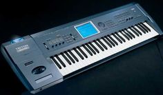 Korg Triton Extreme Workstation 76.    i Wish i could figure out whats wrong with mine :( i miss playing it