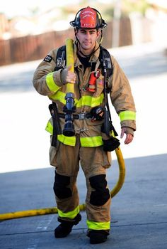 San Diego Firefighter  | Shared  by LION