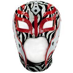 Rey Mysterio Zebra Replica Mask - WWE