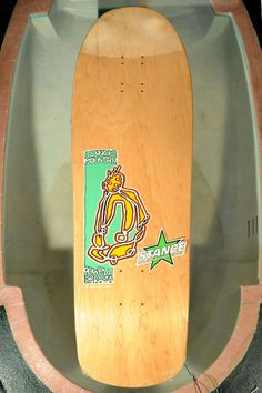 NOS Skateboard Deck  Powell Peralta Lance Mountain Junior II Mountain Top Graphi #PowellPeralta
